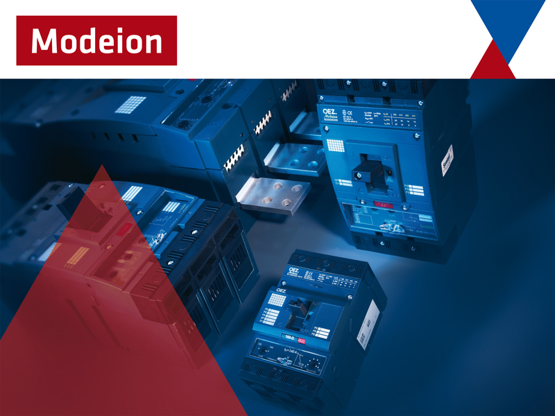 Moulded case circuit breakers MODEION