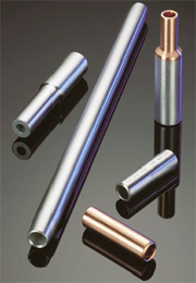 Compression type cable links