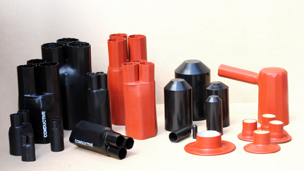 Heat-shrinkable products