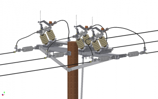 Disconnectors up to 52kV