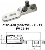 C25-150/2 (#2-300) x 2 x 12 EW 32-50